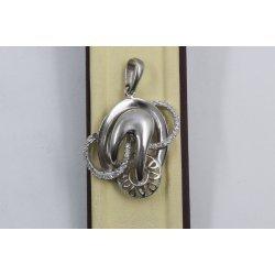 РАЗПРОДАЖБА 50% Дамски сребърен медальон Елеонора 1555