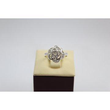 Дамски сребърен пръстен 4981