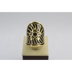 Дамски стоманен пръстен 2301