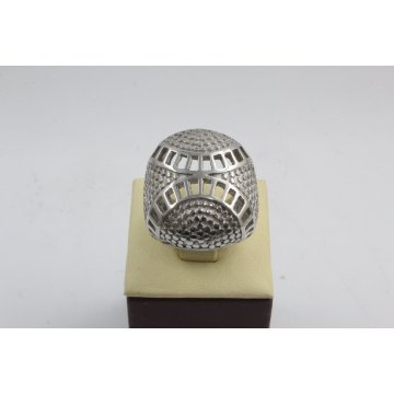 Дамски стоманен пръстен 2306