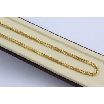 Златна дамска верижка жълто злато 2390