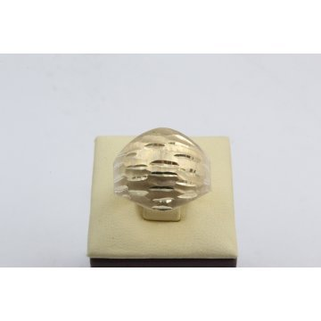 Дамски златен пръстен жълто злато 2611