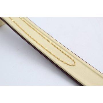 Златна дамска верижка жълто злато 2681