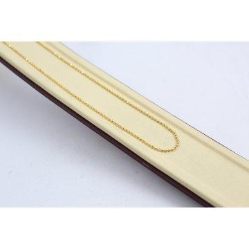 Златна верижка жълто и бяло злато 2682