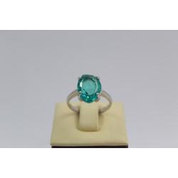 Дамски сребърен пръстен Замръзнали Кристали 2802