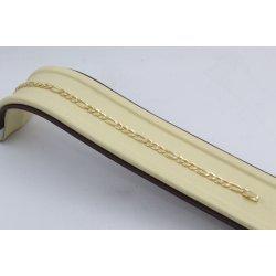 Златна гривна Картие жълто злато 3495