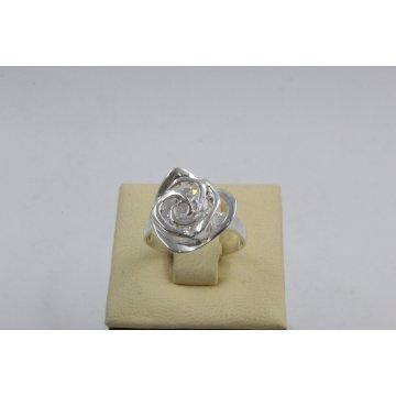 Дамски сребърен пръстен Роза Нео 3529