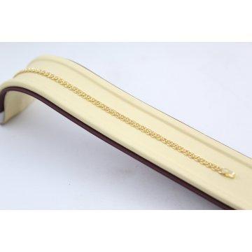 Дамска златна гривна жълто злато 3692