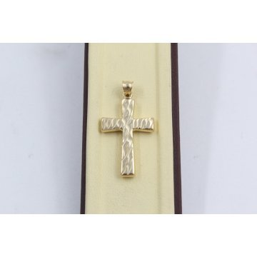 Дамски златен медальон жълто злато 3785