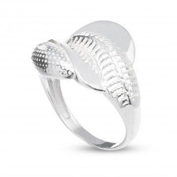 Дамски сребърен пръстен 3840