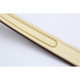 Златна верижка жълто злато 4100