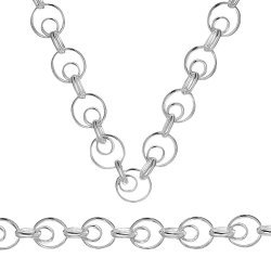Дамски сребърен комплект Туистър 4137