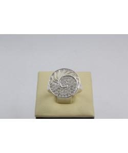 Дамски сребърен пръстен Шейла 4302