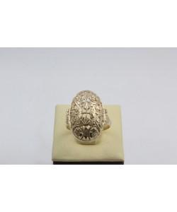 Златен дамски пръстен Бадем Нео жълто злато 4370