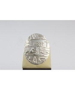 Дамски сребърен пръстен Египет 4406