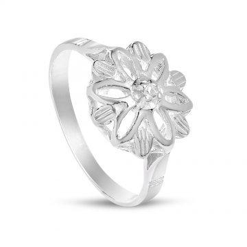 Дамски сребърен пръстен Ретро 3 4442