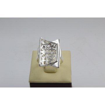 Дамски сребърен пръстен Роял ретро модел 4449