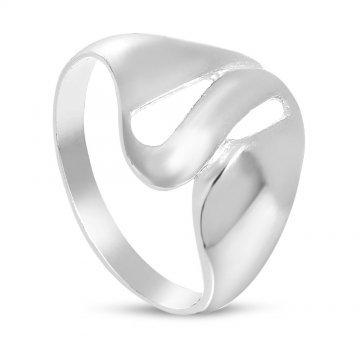 Дамски сребърен пръстен 4511