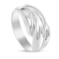 Дамски сребърен пръстен 4565