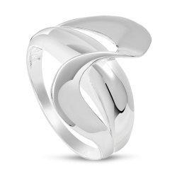 Дамски сребърен пръстен 4568