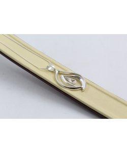 Дамско сребърно колие 4970