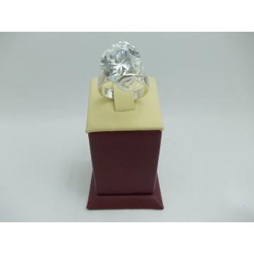 Дамски сребърен пръстен Криста 1