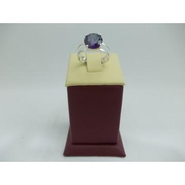 Дамски сребърен пръстен Криста Лила