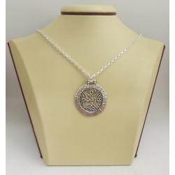 Сребърен медальон - Зодиак 3071