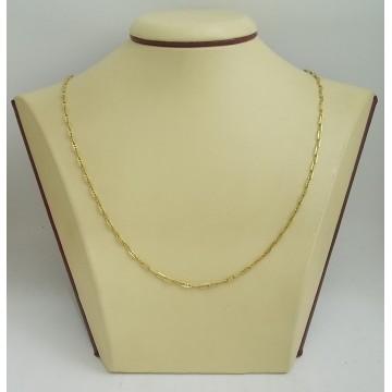 Златна дамска верижка жълто злато 3188