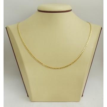 Златна дамска верижка жълто злато 3190