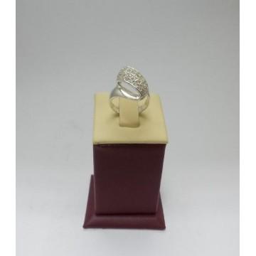 Дамски сребърен пръстен - Бонбон