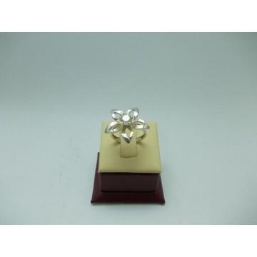 Дамски сребърен пръстен - Кристална Прелест