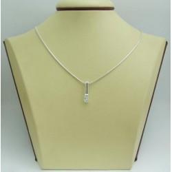 Дамски сребърен медальон Мини