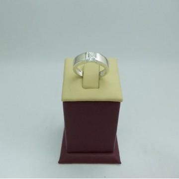 Дамски сребърен пръстен Мини