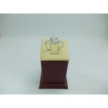 Дамски сребърен пръстен Еделвайс
